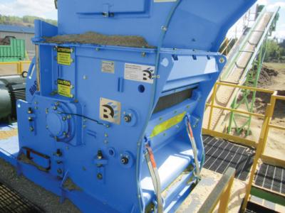 Brunette Machinery - BioSizer Installation