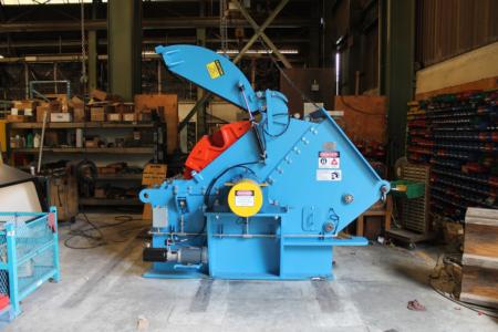 Brunette Machinery - Drum Chipper