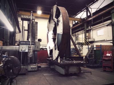 Brunette Machinery - Ring Debarker