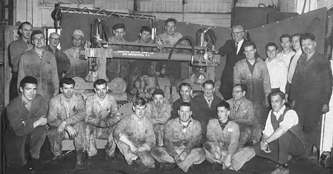 Brunette Machine Works photo