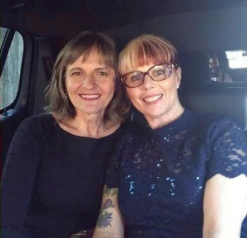Photo - Mary & Sonia