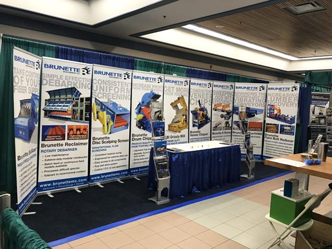 Trade Show Set-Up Image